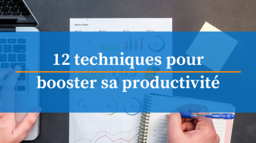 booster sa productivité